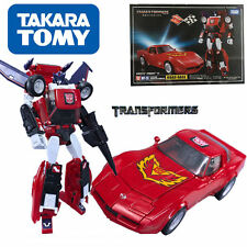Takara Tomy Transformers Masterpiece MP-26 Road Rage RED Chevrolet G1 Figure Toy