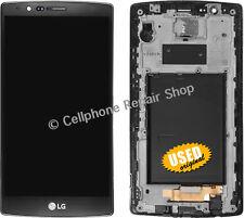 LG G4 H810 H811 H815 VS986 LS991 LCD Display Touch Screen Digitizer Frame UA