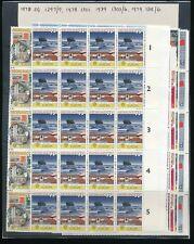 NETHERLANDS UNMOUNTED MINT SETS...cv £150...BLOCKS 200 stamps 1978-79