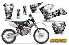KTM SX85 SX105 2006-2012 GRAPHICS KIT CREATORX DECALS INFERNO W