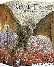 GAME OF THRONES 1-6 2011-2016: KINGS SWORDS DRAGONS WINTER TV Series NEW  DVD UK