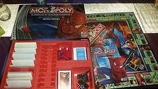 jeu de société MONOPOLY SPIDER MAN édition spéciale