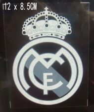 2pc Vehicle FUN decal Real Madrid FC Spain Footba Internal Car window Sticker