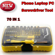 70in1 Precision Screwdrivers Torx Repair Tools Kit Set For for Phone PC Computer