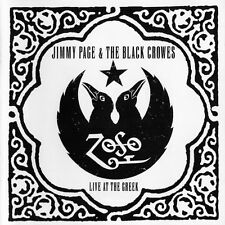 Jimmy Page & The Black Crowes/Live At The Greek/LED ZEPPELIN-VINILE 3lp