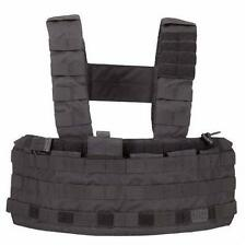 5.11 Tactical Tactec Waterproof Chest Rig Black MOLLE Military Police Airsoft