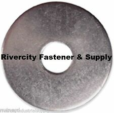 (25) M5 or 5mm 18-8 / A2 Stainless Steel Fender Washers Metric M5x15mm