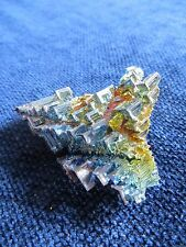 BISMUTH CRYSTAL Iridescent Rainbow Color! 50g