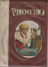 Libro Pinocchio, Collodi Carlo, Boschi 1962