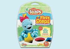 NEW LEAPFROG LITTLE STEPS INTERACTIVE LEARNING DISC
