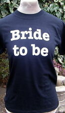 bride to be + small one free iron on transfer -print for wedding hen party ETC.