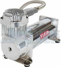 Viair 444C Air Compressor Chrome Custom Suspension No Pressure or Relay
