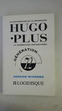 Hugo plus: Guide d'utilisation, version windows-1993
