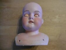 "antique bisque Germany ""AM 370"" doll head only"