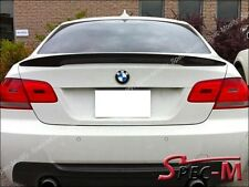 668 Jet Black Original Performance Look Trunk Spoiler 2007+ E92 328i 335i M3 2Dr