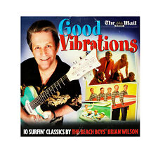 Good Vibrations - 10 Surfin Classics By The Beach Boys' Brian Wilson - music cd