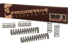 Progressive Drop-In Fork Lowering Kit 1999-2009 Suzuki GSX1300R Hayabusa