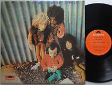 JIMI HENDRIX Band Of Gypsys PUPPET COVER Lp New Zealand N/MINT Nice Copy!!