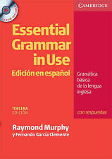 Essential Grammar in Use Spanish Edition with Answers and CD-ROM, García Clement