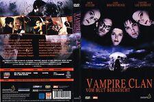 (DVD) Vampire Clan - Vom Blut berauscht - Drew Fuller, Alex Breckinridge
