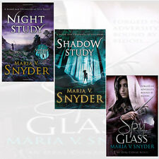 Chronicles of Ixia Series Collection 3 Books Set By Maria V.Snyder New Paperback