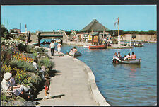 Norfolk Postcard - The Boating Lake, Great Yarmouth   Y154