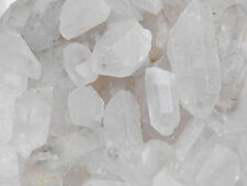 5 lb QUARTZ Empathic Warrior CRYSTALS Size L to XXL Bulk Tumbling Rough Rock