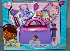Disney Doc McStuffins Doctors Bag Set NIP