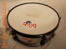 BAT DRUMS Rullante 14x 5,5  Kg 2,2 x  marching band parata  (tom timpano cassa)