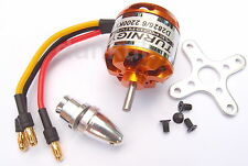Turnigy d2826-6 2200kv Brushless Outrunner Parkfly Motor D2826/6 Reino Unido Alas / Jets