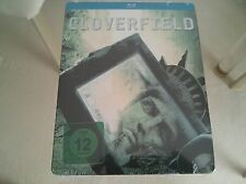 Cloverfield Blu-ray Steelbook new & sealedON VACATION FROM 4th-14th