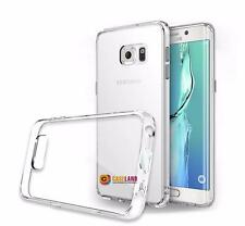 ULTRA CLEAR CRYSTAL VIEW TPU COVER PHONE CASE FOR SAMSUNG GALAXY S6 EDGE PLUS