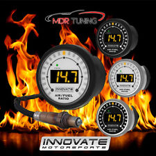 Innovate Motorsports Digital MTX-L Wideband Air/Fuel Ratio Guage Kit Turbo 3844