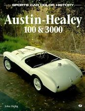 Austin-Healey 100 & 3000 (Sports Car Color History)-ExLibrary