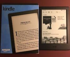 Amazon Kindle(8th Generation) 4GB, Wi-Fi, Touch Display (Black) Brand-New Sealed