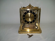 Rare 1960s Schatz 8-day Triple Chime Skeleton Clock - Excellent!