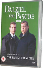The British Grenadier Dalziel and Pascoe New Sealed