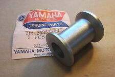 YAMAHA DT1  DT-1  1968 1970  GENUINE  REAR  WHEEL  AXLE  COLLAR - # 214-25383-00