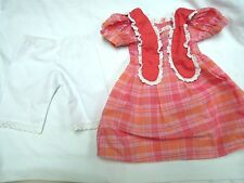 New American Girl - Marie-Grace Dress with Pantalettes for Doll Size