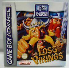 THE LOST VIKINGS - GAME BOY ADVANCE GAMEBOY NINTENDO - GBA NEW