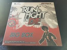Run, Fight, or Die! Big Box (w/ Running Late Expansion)