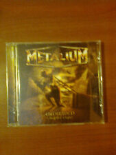 METALIUM - GROUNDED  - CHAPTER EIGHT  - CD