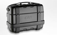 GIVI TREKKER TRK33 Black  33 LITER TOP OR SIDE CASE TRUNK
