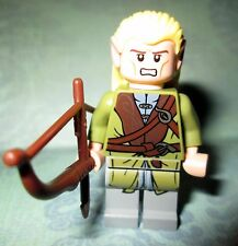Lego Lord Of The Rings LEGOLAS Minifigure W/ BOW Set# 79008-FREE COMB. SHIPPING