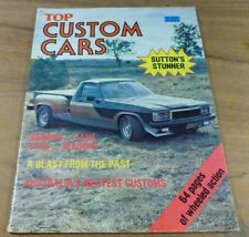 1978.CUSTOM CAR.HQ MONARO.HJ Holden VAN.FALCON Sundowner.A9X.FJ FB Panel.Anglia.