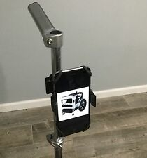 Delta Disc Golf Cart Cell Phone Holder Mount Clamp On GREAT FOR VIDEO Innova