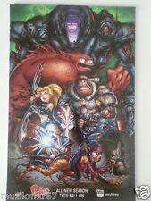 SDCC Comic Con 2014 EXCLUSIVE tbs American Dad  poster