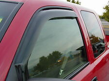 Chevrolet S-10 Pickup 1994 - 2005 Wind Deflectors Vent Visor Shade 2 pc