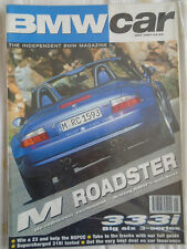 BMW Car May 1997 M Roadster, 333i, 316i supercharged