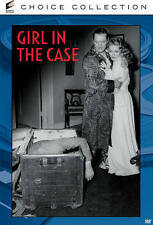 GIRL IN THE CASE - DVD, New DVD, Stanley Clements, Robert Williams, Carole Mathe